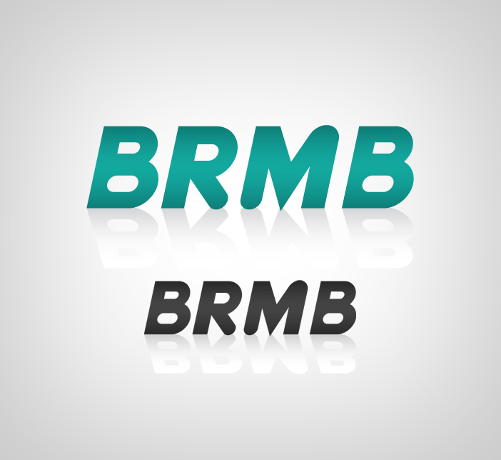 Logo Design by nausigeo - Entry No. 95 in the Logo Design Contest Fun Logo Design for BRMB.