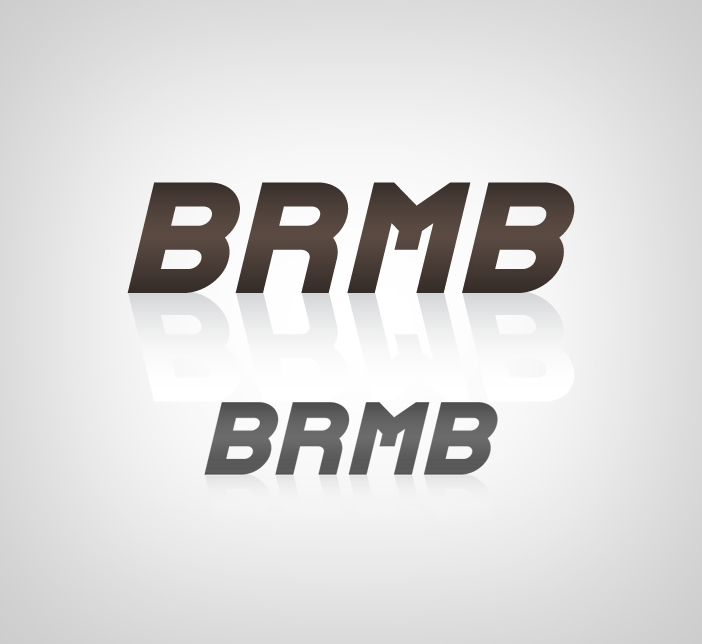 Logo Design by nausigeo - Entry No. 96 in the Logo Design Contest Fun Logo Design for BRMB.