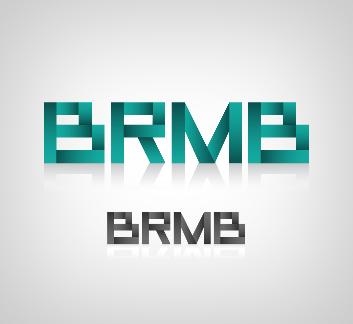 Logo Design by nausigeo - Entry No. 99 in the Logo Design Contest Fun Logo Design for BRMB.