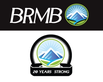 Logo Design by Nadia Khan - Entry No. 101 in the Logo Design Contest Fun Logo Design for BRMB.