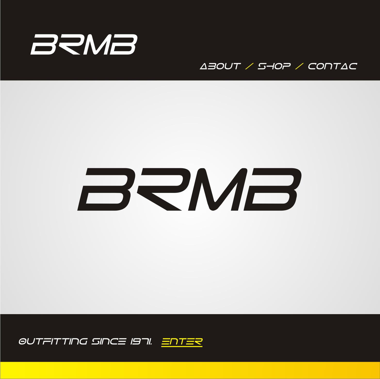 Logo Design by Private User - Entry No. 105 in the Logo Design Contest Fun Logo Design for BRMB.