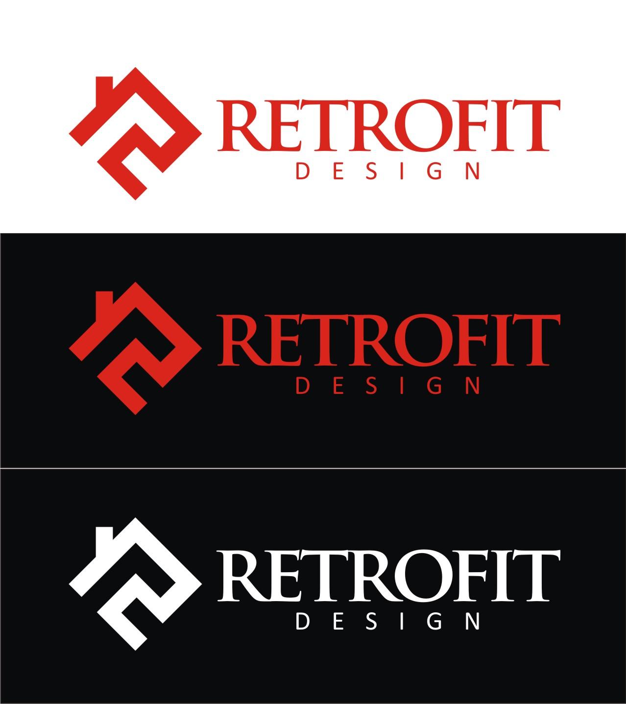 Logo Design by Reivan Ferdinan - Entry No. 48 in the Logo Design Contest Inspiring Logo Design for retrofit design.