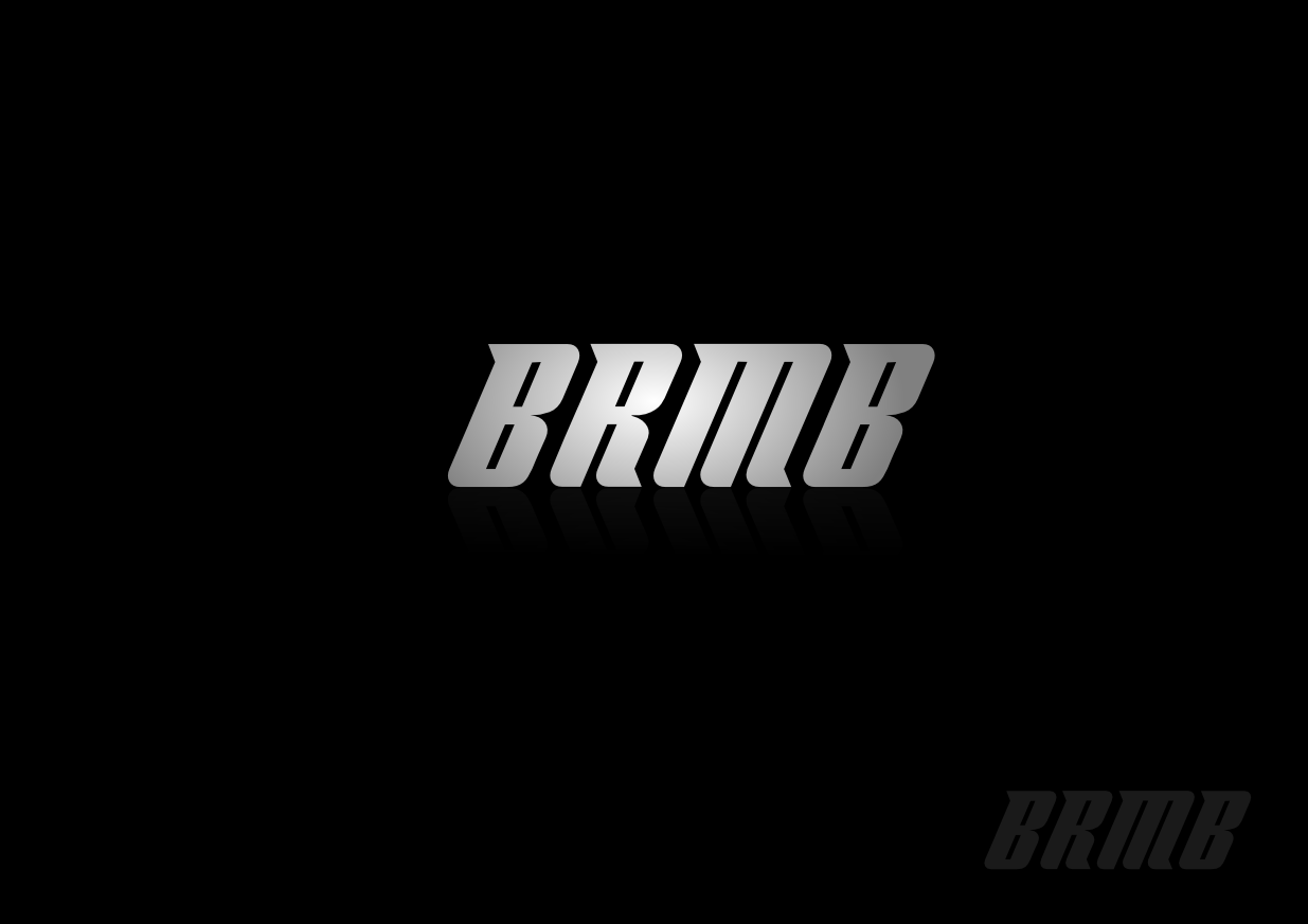 Logo Design by whoosef - Entry No. 107 in the Logo Design Contest Fun Logo Design for BRMB.