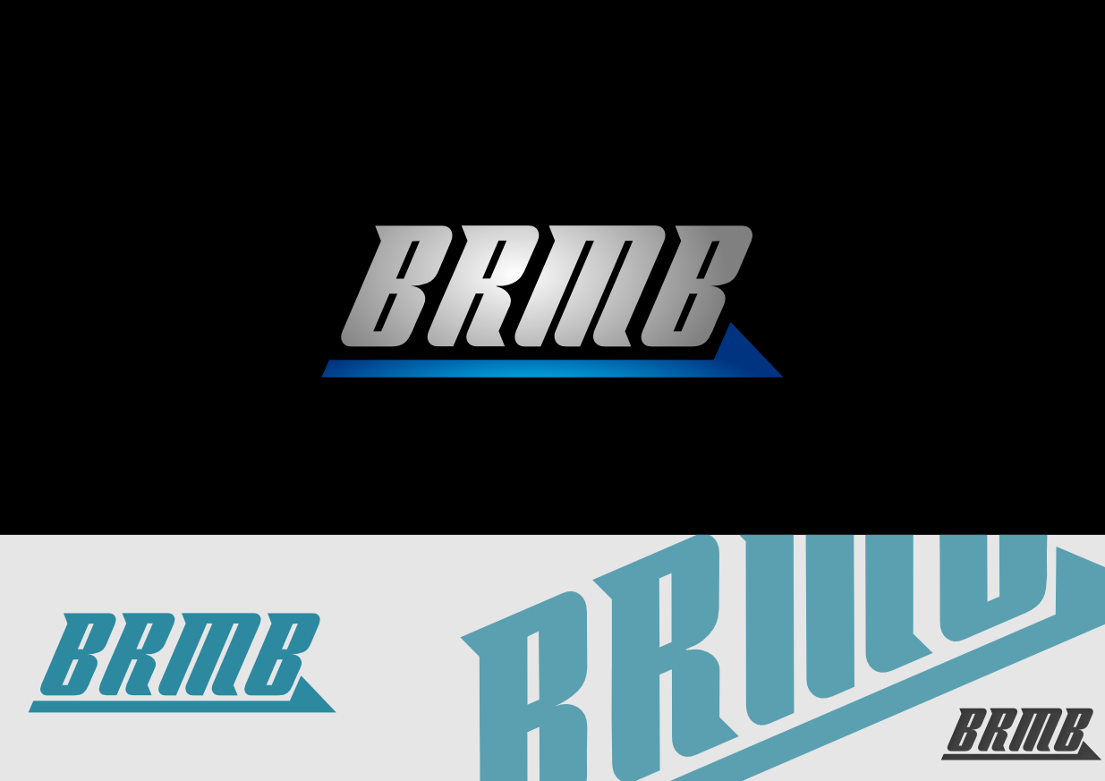 Logo Design by whoosef - Entry No. 108 in the Logo Design Contest Fun Logo Design for BRMB.