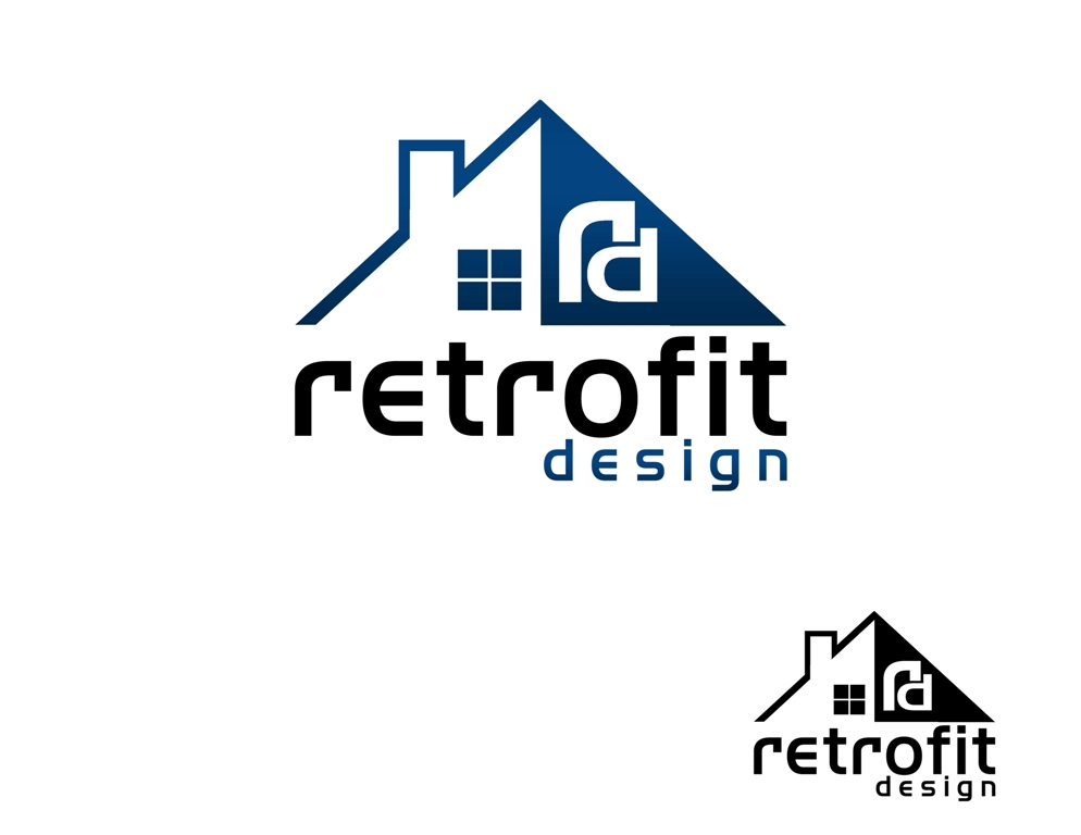 Logo Design by Juan_Kata - Entry No. 50 in the Logo Design Contest Inspiring Logo Design for retrofit design.
