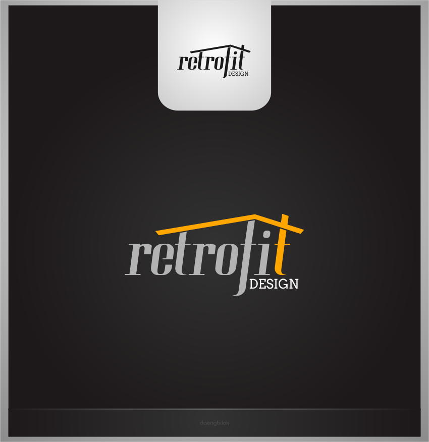Logo Design by Private User - Entry No. 51 in the Logo Design Contest Inspiring Logo Design for retrofit design.