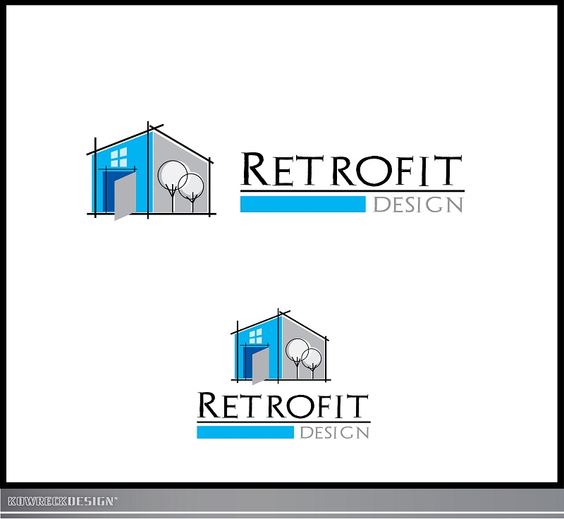 Logo Design by kowreck - Entry No. 52 in the Logo Design Contest Inspiring Logo Design for retrofit design.