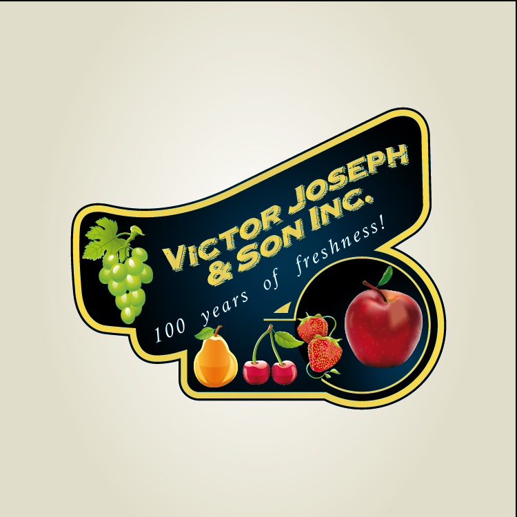 Logo Design by lagalag - Entry No. 188 in the Logo Design Contest Imaginative Logo Design for Victor Joseph & Son, Inc..