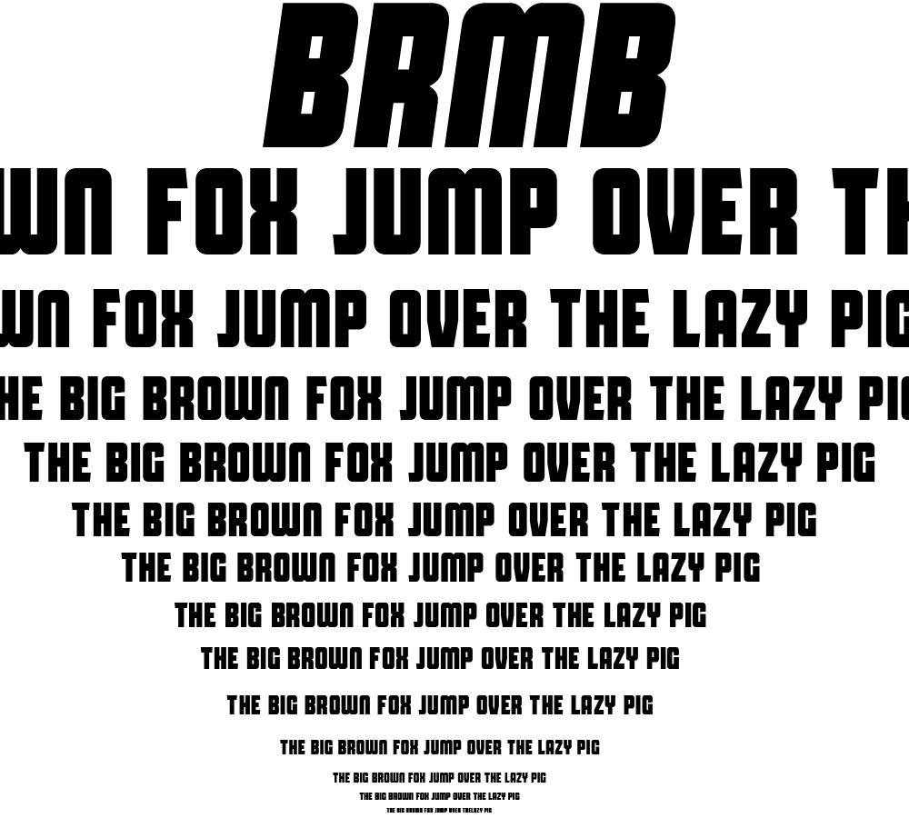Logo Design by Robert Turla - Entry No. 112 in the Logo Design Contest Fun Logo Design for BRMB.