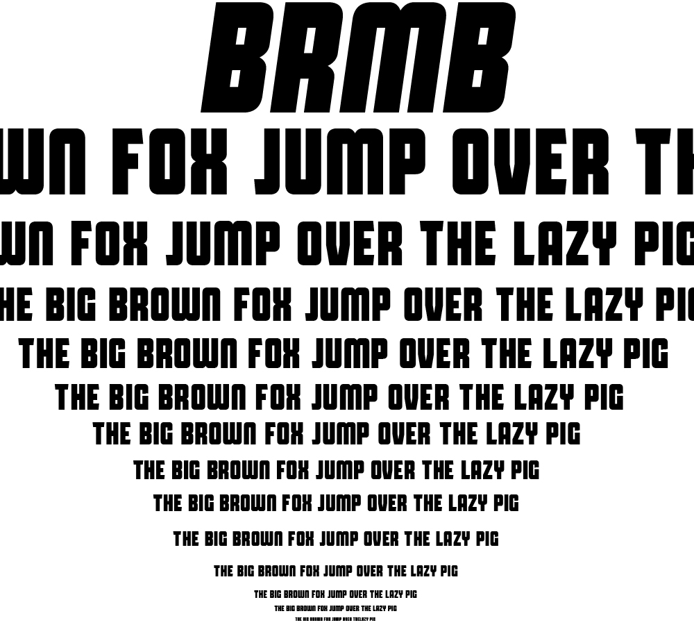 Logo Design by Private User - Entry No. 112 in the Logo Design Contest Fun Logo Design for BRMB.