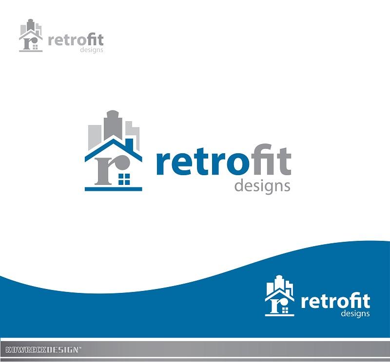 Logo Design by kowreck - Entry No. 53 in the Logo Design Contest Inspiring Logo Design for retrofit design.