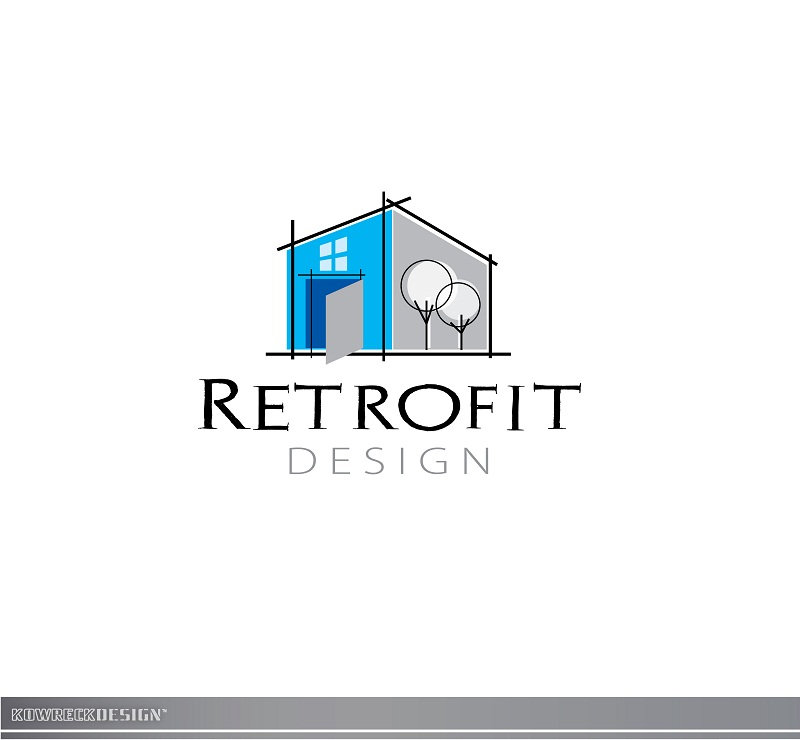 Logo Design by kowreck - Entry No. 55 in the Logo Design Contest Inspiring Logo Design for retrofit design.