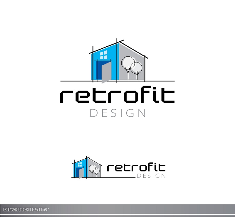 Logo Design by kowreck - Entry No. 56 in the Logo Design Contest Inspiring Logo Design for retrofit design.
