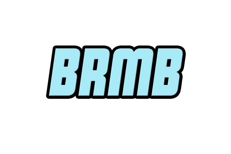 Logo Design by Private User - Entry No. 116 in the Logo Design Contest Fun Logo Design for BRMB.