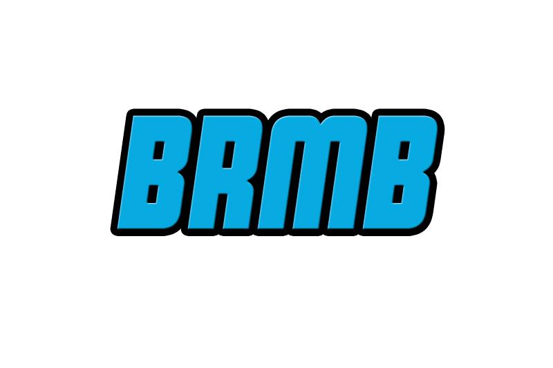 Logo Design by Private User - Entry No. 117 in the Logo Design Contest Fun Logo Design for BRMB.