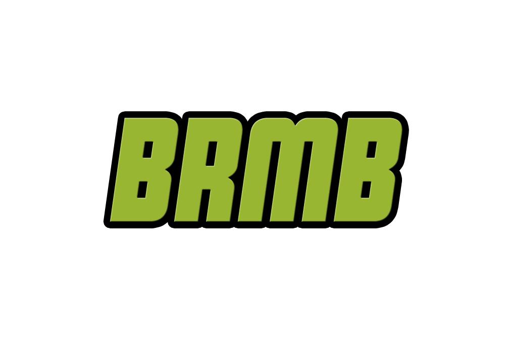 Logo Design by Private User - Entry No. 118 in the Logo Design Contest Fun Logo Design for BRMB.