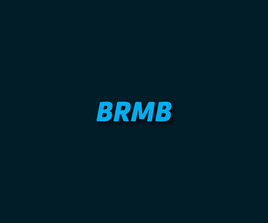 Logo Design by JAY MORALES - Entry No. 121 in the Logo Design Contest Fun Logo Design for BRMB.