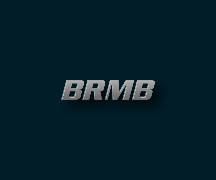 Logo Design by JAY MORALES - Entry No. 122 in the Logo Design Contest Fun Logo Design for BRMB.