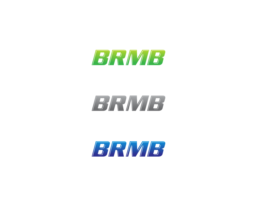 Logo Design by JAY MORALES - Entry No. 124 in the Logo Design Contest Fun Logo Design for BRMB.
