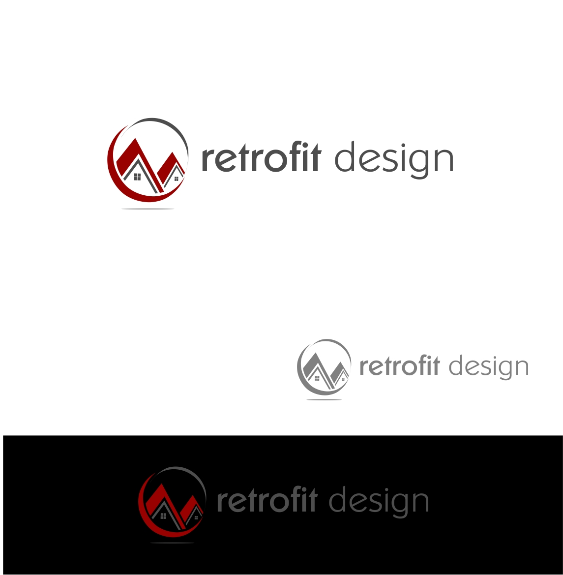 Logo Design by haidu - Entry No. 58 in the Logo Design Contest Inspiring Logo Design for retrofit design.