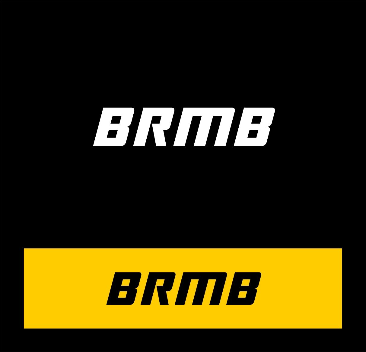 Logo Design by haidu - Entry No. 128 in the Logo Design Contest Fun Logo Design for BRMB.