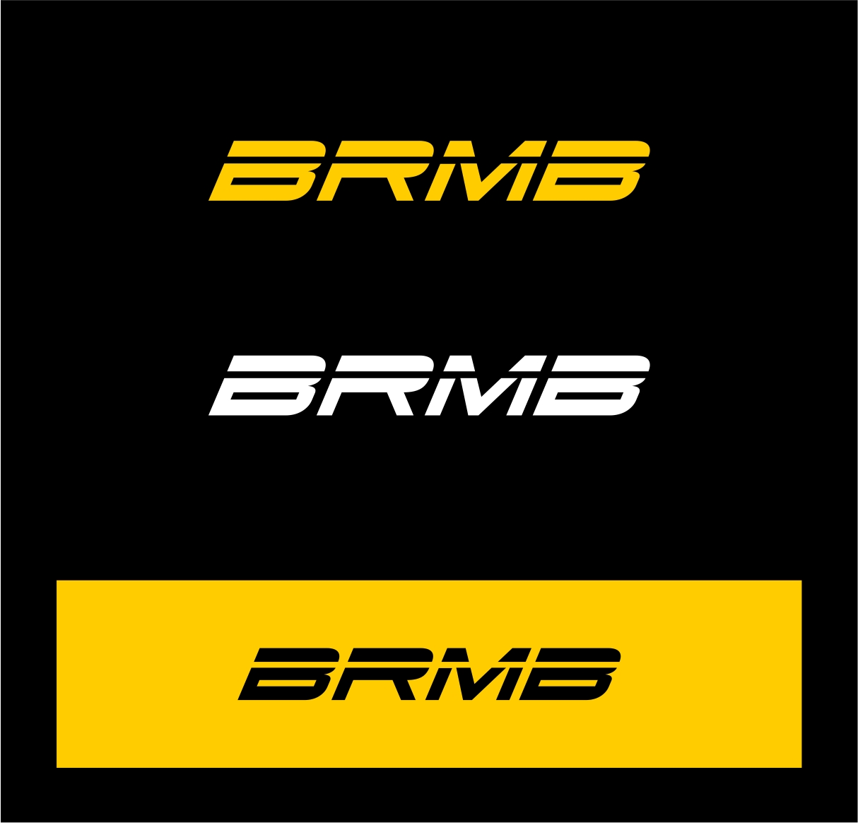 Logo Design by haidu - Entry No. 129 in the Logo Design Contest Fun Logo Design for BRMB.