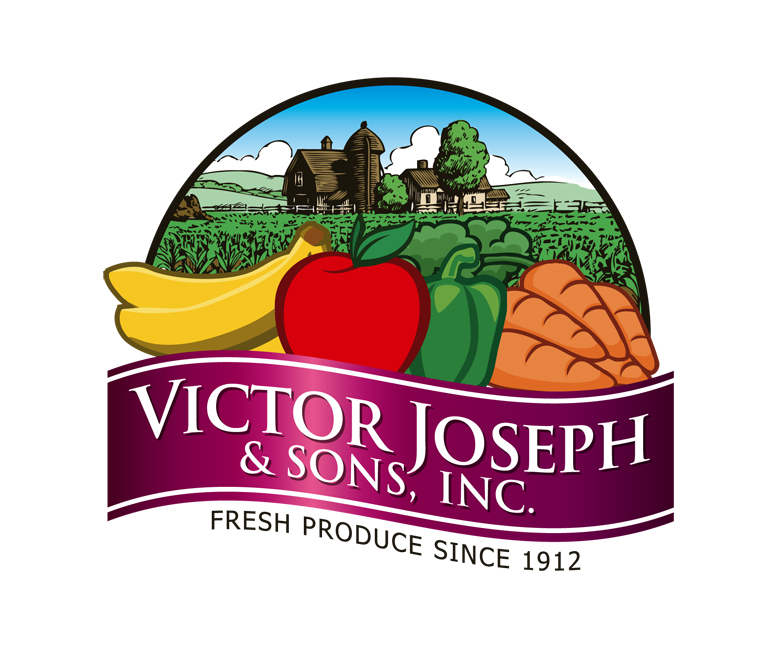 Logo Design by moidgreat - Entry No. 193 in the Logo Design Contest Imaginative Logo Design for Victor Joseph & Son, Inc..