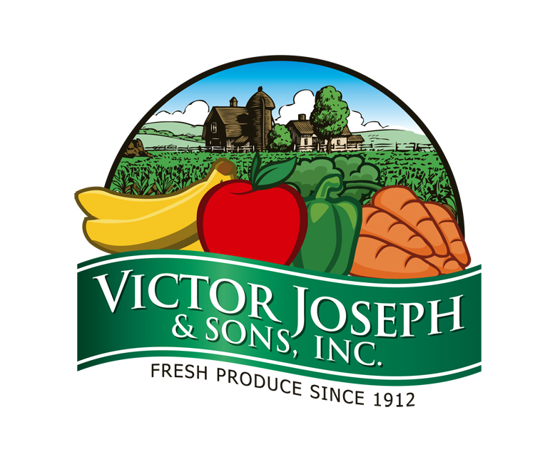 Logo Design by moidgreat - Entry No. 194 in the Logo Design Contest Imaginative Logo Design for Victor Joseph & Son, Inc..