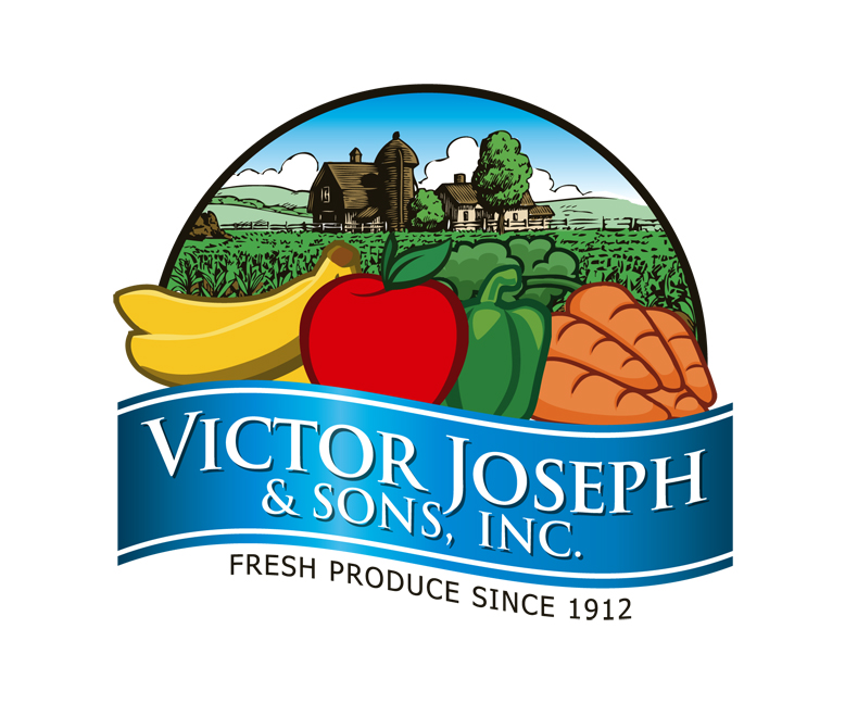 Logo Design by moidgreat - Entry No. 195 in the Logo Design Contest Imaginative Logo Design for Victor Joseph & Son, Inc..
