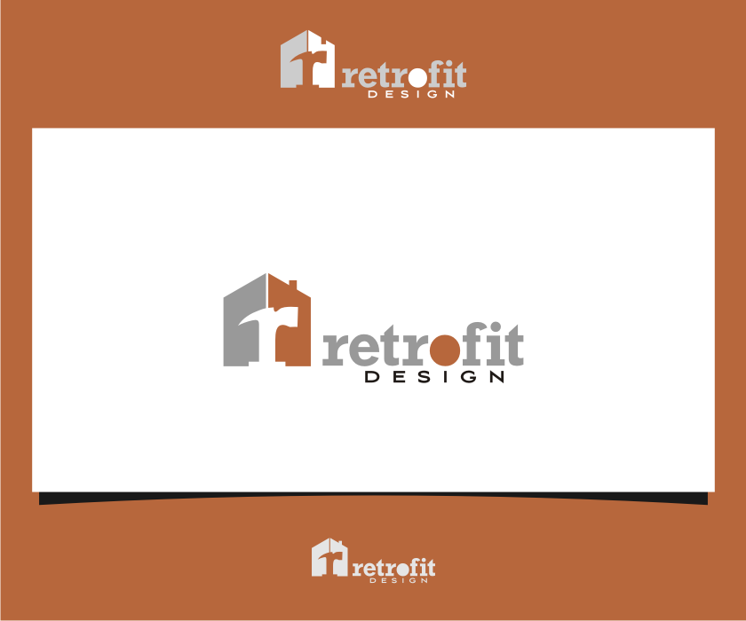 Logo Design by Muhammad Nasrul chasib - Entry No. 60 in the Logo Design Contest Inspiring Logo Design for retrofit design.
