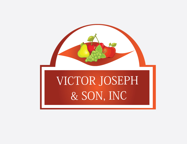 Logo Design by Private User - Entry No. 198 in the Logo Design Contest Imaginative Logo Design for Victor Joseph & Son, Inc..