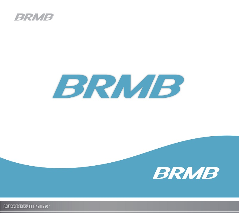Logo Design by kowreck - Entry No. 131 in the Logo Design Contest Fun Logo Design for BRMB.