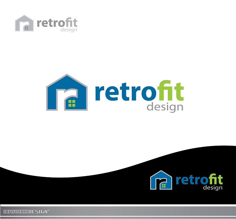 Logo Design by kowreck - Entry No. 61 in the Logo Design Contest Inspiring Logo Design for retrofit design.