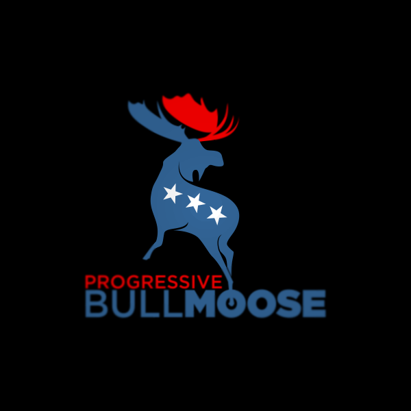 Logo Design by Private User - Entry No. 120 in the Logo Design Contest Progressive Bull Moose Party Logo Design.