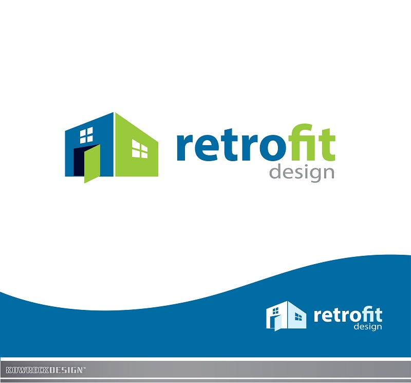 Logo Design by kowreck - Entry No. 62 in the Logo Design Contest Inspiring Logo Design for retrofit design.