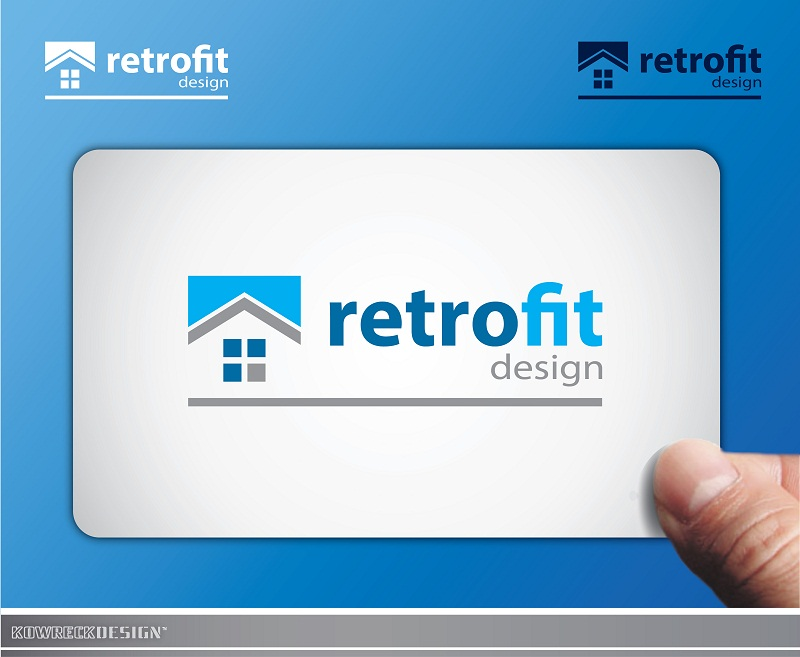 Logo Design by kowreck - Entry No. 63 in the Logo Design Contest Inspiring Logo Design for retrofit design.