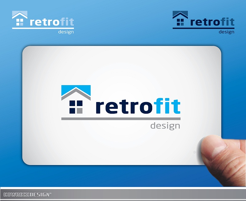 Logo Design by kowreck - Entry No. 64 in the Logo Design Contest Inspiring Logo Design for retrofit design.
