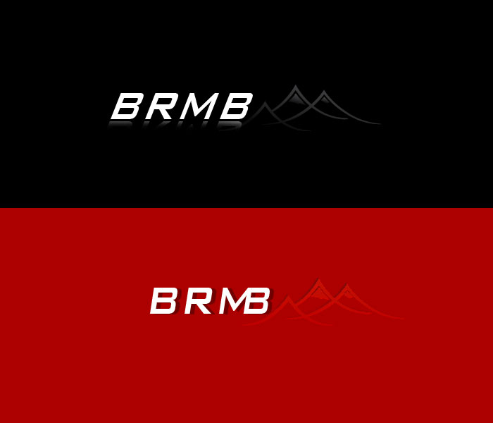 Logo Design by Ram Designer - Entry No. 134 in the Logo Design Contest Fun Logo Design for BRMB.