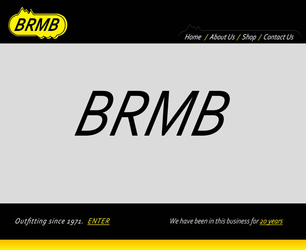 Logo Design by Ram Designer - Entry No. 135 in the Logo Design Contest Fun Logo Design for BRMB.