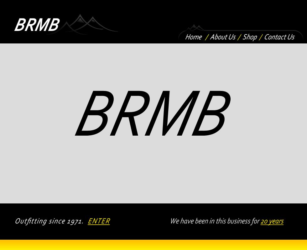 Logo Design by Ram Designer - Entry No. 136 in the Logo Design Contest Fun Logo Design for BRMB.