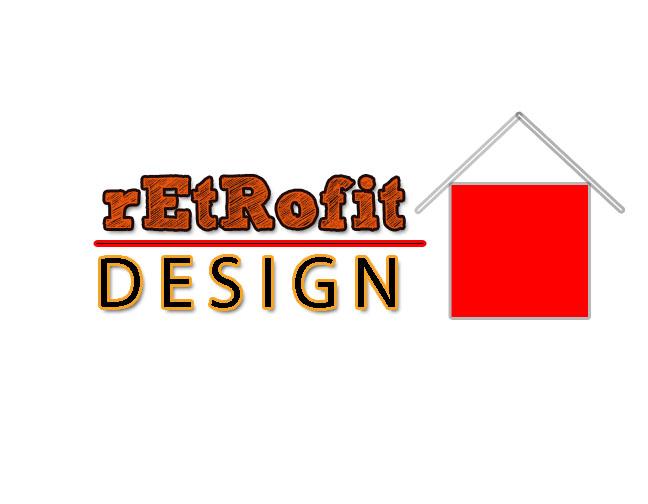 Logo Design by Cynthia Anne Hernandez - Entry No. 67 in the Logo Design Contest Inspiring Logo Design for retrofit design.
