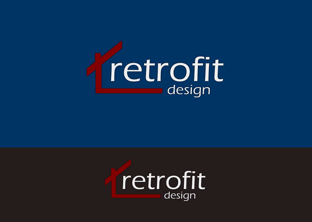 Logo Design by whoosef - Entry No. 69 in the Logo Design Contest Inspiring Logo Design for retrofit design.