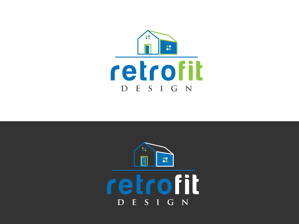Logo Design by Jagdeep Singh - Entry No. 70 in the Logo Design Contest Inspiring Logo Design for retrofit design.