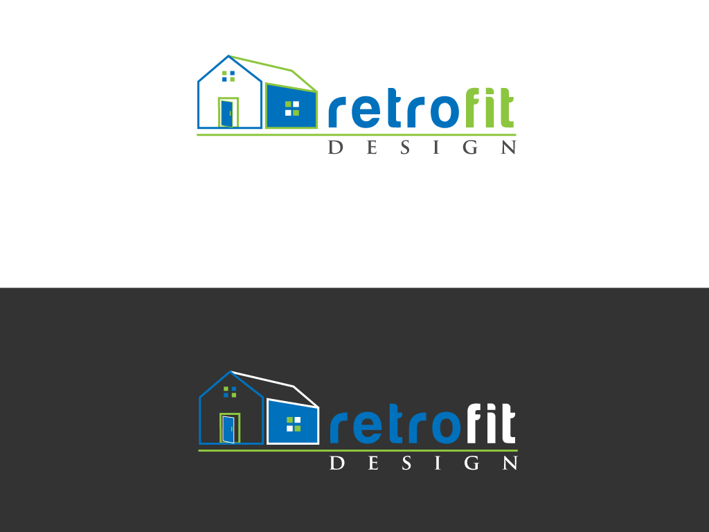 Logo Design by Jagdeep Singh - Entry No. 71 in the Logo Design Contest Inspiring Logo Design for retrofit design.