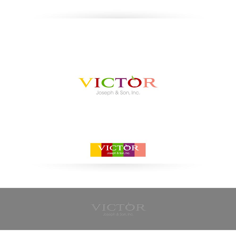 Logo Design by zesthar - Entry No. 203 in the Logo Design Contest Imaginative Logo Design for Victor Joseph & Son, Inc..