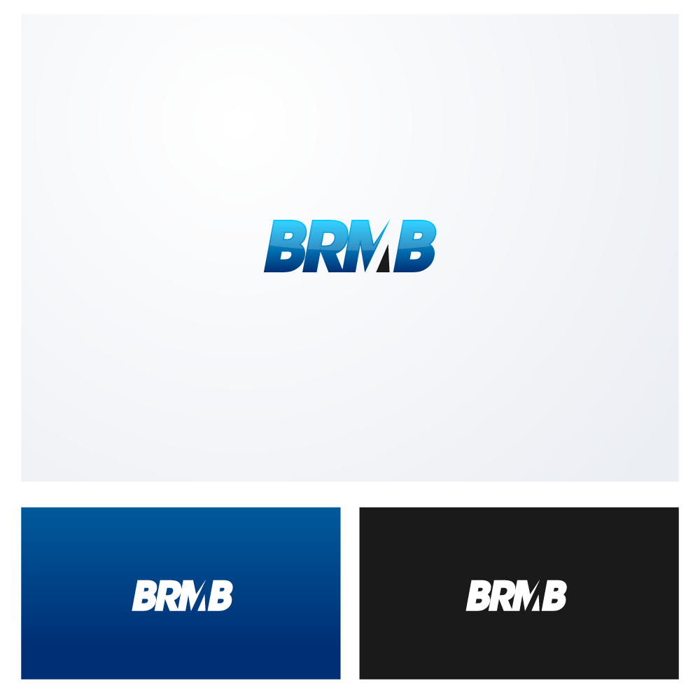 Logo Design by zesthar - Entry No. 138 in the Logo Design Contest Fun Logo Design for BRMB.