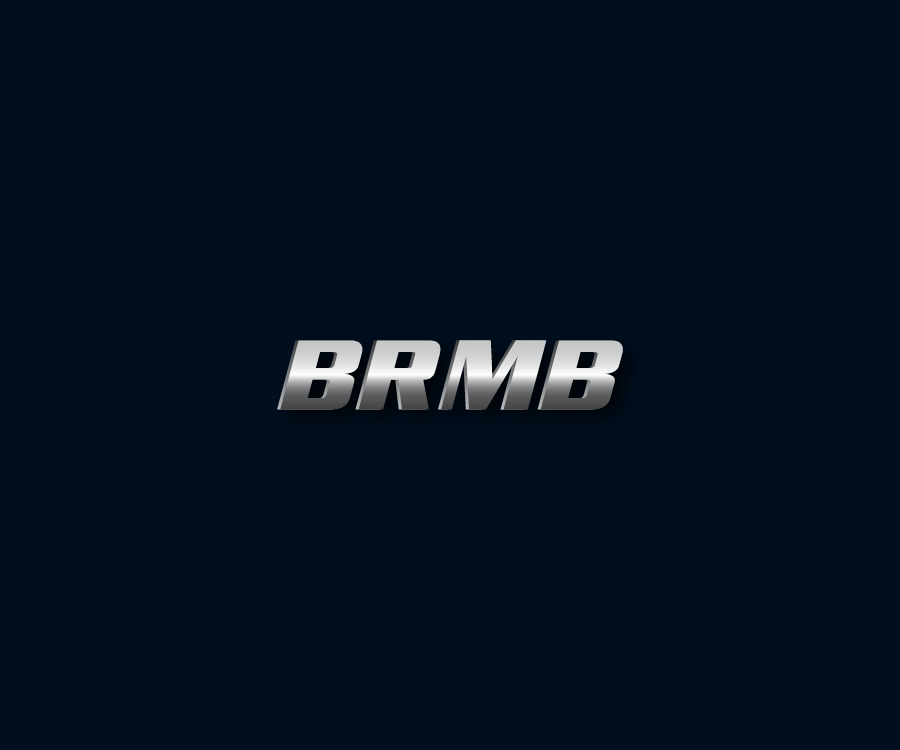 Logo Design by JAY MORALES - Entry No. 142 in the Logo Design Contest Fun Logo Design for BRMB.