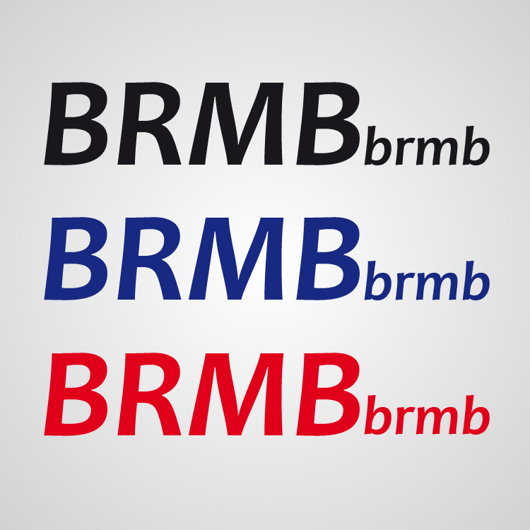 Logo Design by lagalag - Entry No. 144 in the Logo Design Contest Fun Logo Design for BRMB.