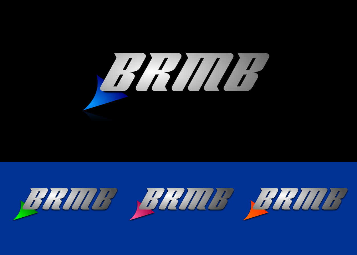 Logo Design by whoosef - Entry No. 149 in the Logo Design Contest Fun Logo Design for BRMB.
