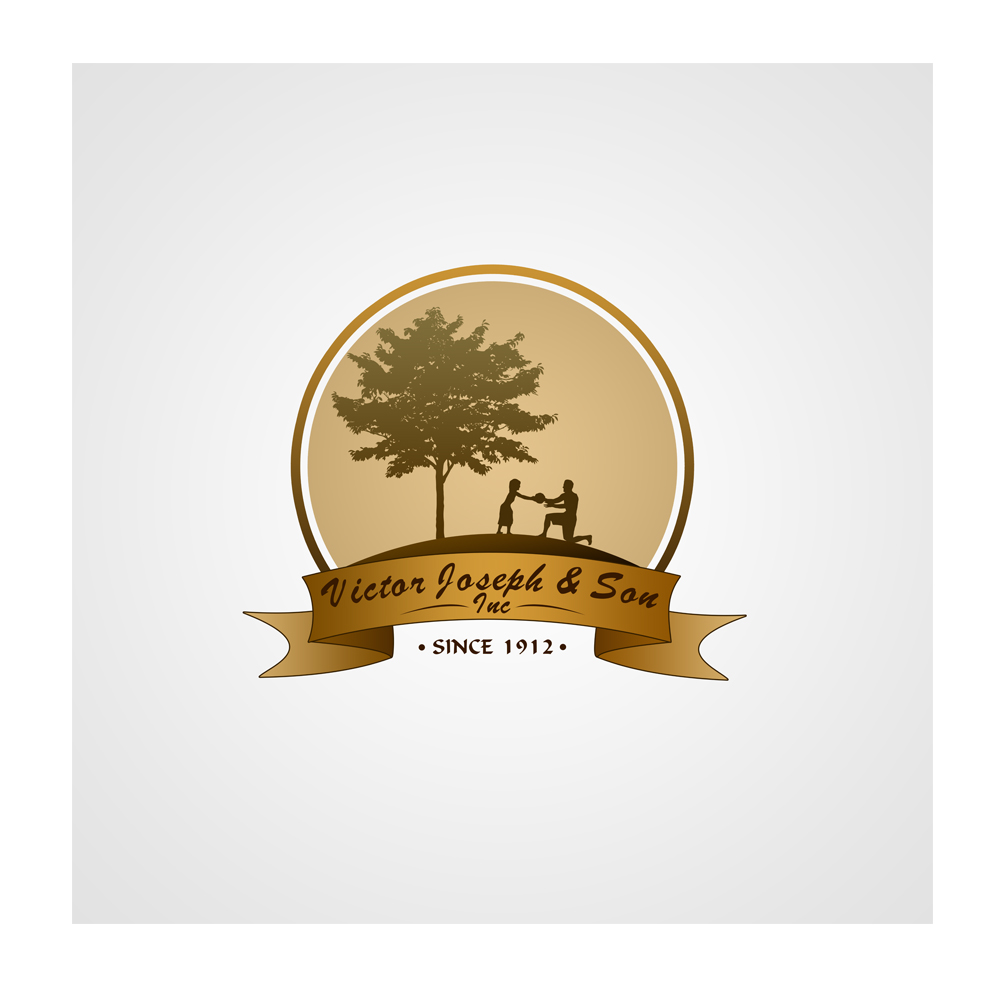 Logo Design by omARTist - Entry No. 207 in the Logo Design Contest Imaginative Logo Design for Victor Joseph & Son, Inc..